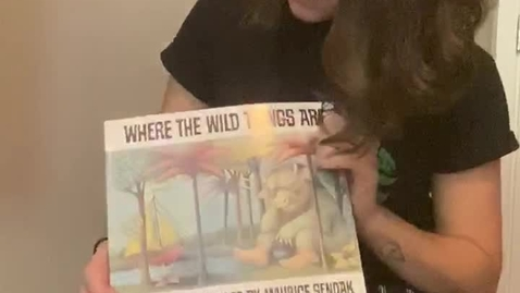 Thumbnail for entry Read aloud-Where the Wild Things Are