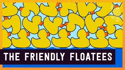 Thumbnail for entry How 29,000 Lost Rubber Ducks Helped Map the World's Oceans