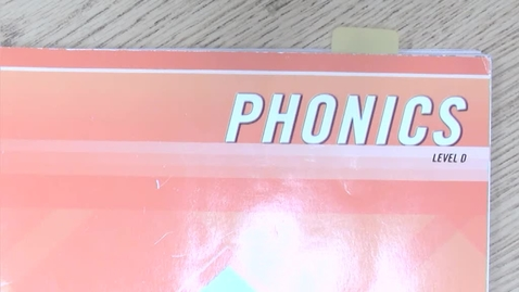 Thumbnail for entry Phonics, HW, Reading Log