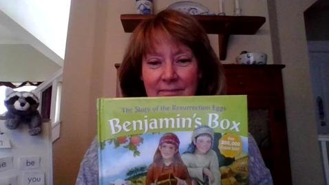 Thumbnail for entry Benjamin's Box  Part 3   Resurrection Eggs