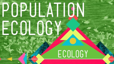 Thumbnail for entry Population Ecology: The Texas Mosquito Mystery - Crash Course Ecology #2