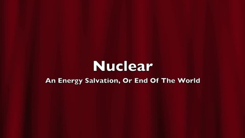 Thumbnail for entry NUCLEAR PSA
