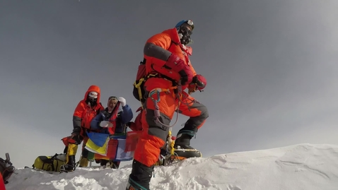 Thumbnail for entry Fastest time to climb the Seven Summits including Carstensz (male)