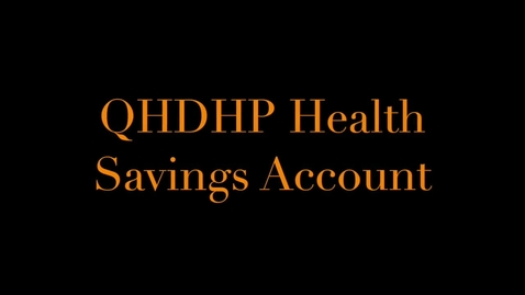 Thumbnail for entry PASD Health Savings Account