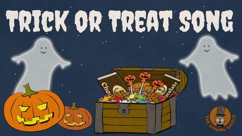 Thumbnail for entry The Singing Walrus | Trick or Treat Song