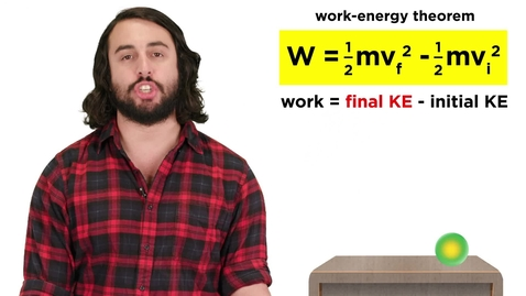 Thumbnail for entry Kinetic and Potential Energy
