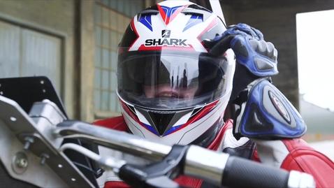 Thumbnail for entry Fastest monowheel motorcycle