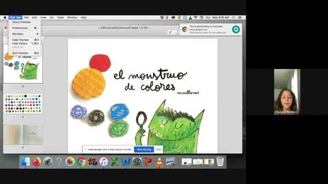Thumbnail for entry El Monstruo de Colores (08-24-2020)