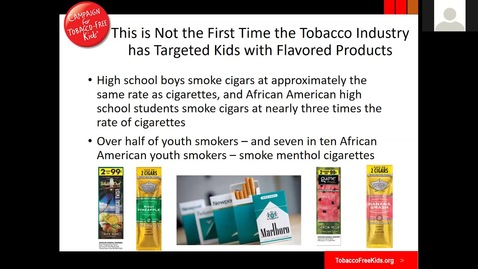 Thumbnail for entry Reversing the Youth E-Cigarette Epidemic: What Principals Need to Know