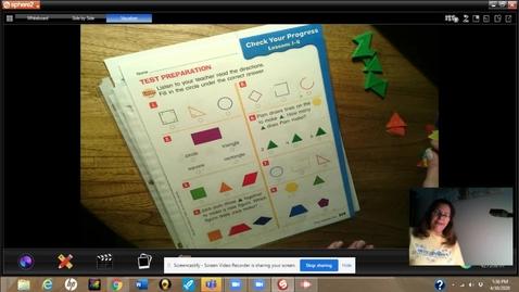 Thumbnail for entry Thursday Math Video-Check Your Progress pg. 305-306
