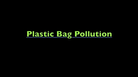 Thumbnail for entry Plastic Bags