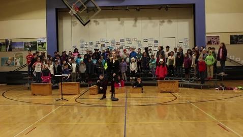 Thumbnail for entry Orenco Third Grade Music Performance 2020