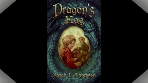 Thumbnail for entry Dragon's Egg Book Trailer