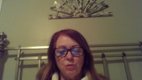 Thumbnail for entry Mrs. Moser reads Ramona Forever