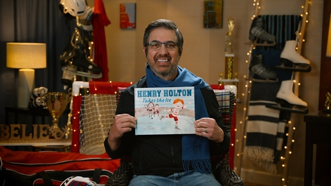 Thumbnail for entry Henry Holton Takes The Ice Read By Ray Romano