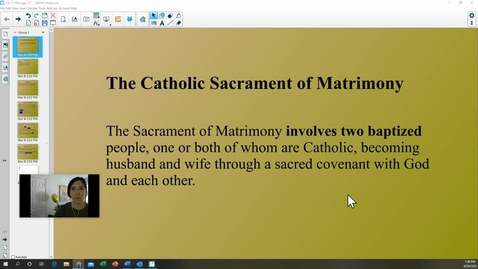 Thumbnail for entry Matrimony