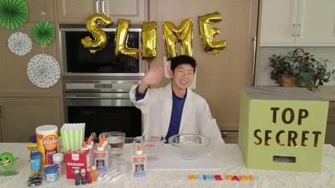 Thumbnail for entry Selfie Slime?! | Cool Slime DIY!