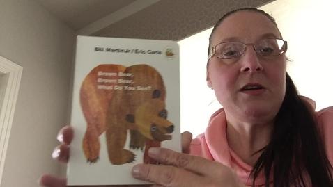 Thumbnail for entry Brown Bear, Brown Bear