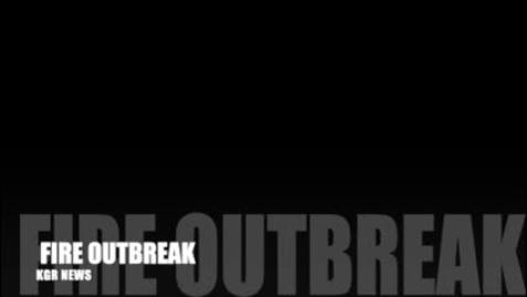 Thumbnail for entry KGR NEWS - Fire Outbreak