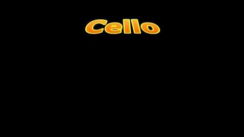 Thumbnail for entry Cello Ek 1-4