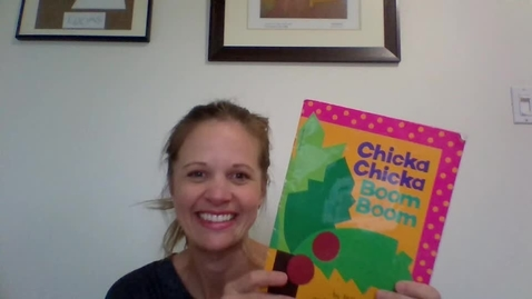 Thumbnail for entry Chicka Chicka Boom Boom  ABC's
