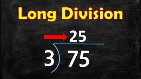 Thumbnail for entry The Long Division Song | Long Division Steps | Long Division Song for Kids | Silly School Songs