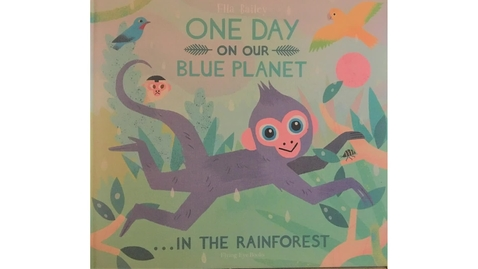 Thumbnail for entry One Day on our Blue Planet - In the Rainforest by Ella Bailey