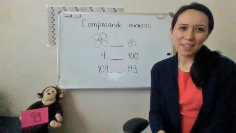 Thumbnail for entry 5.11.20 Comparando Numeros