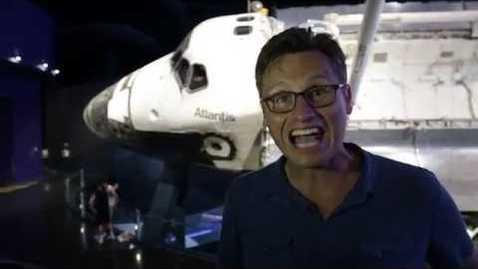 Thumbnail for entry Virtual Field Trip: NASA