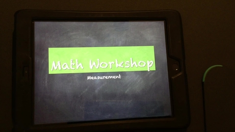 Thumbnail for entry Math Workshop-Thursday, March 26th, 2020