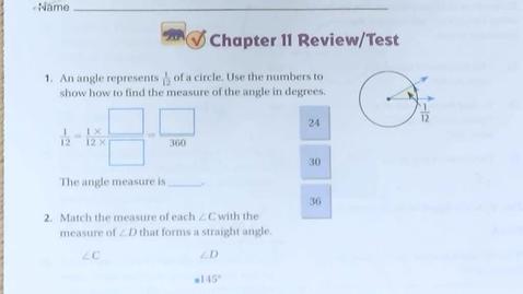 Thumbnail for entry Wednesday (Apr29) Math, Phonics, Penpal Letter