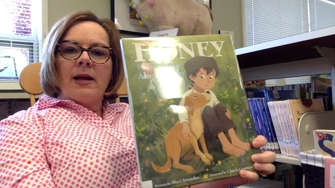 Thumbnail for entry Honey The Dog Who Saved Abe Lincoln