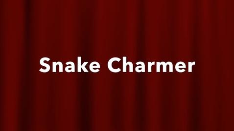 Thumbnail for entry Snake Charmer