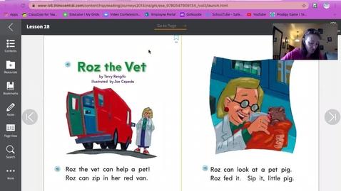 Thumbnail for entry Roz the vet