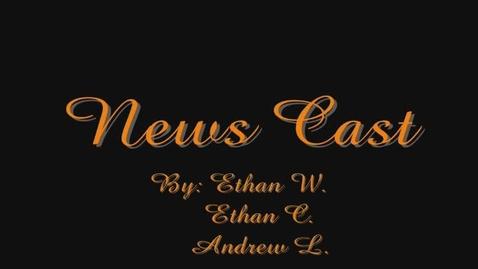 Thumbnail for entry Morrice news cast