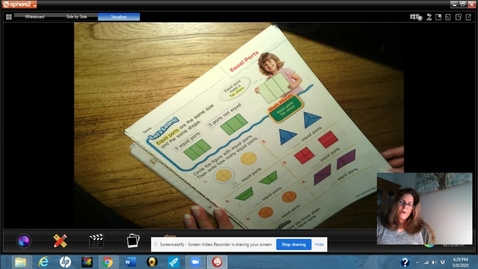 Thumbnail for entry Friday Math Video pg. 551-554
