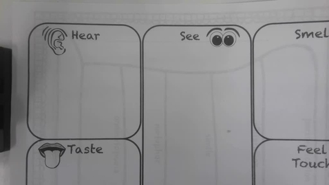 Thumbnail for entry 6th Grade Writing - The Lion and the Mouse Retelling - Planning Part 2 - Wednesday May 20