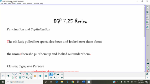 Thumbnail for entry DGP 7.25 Recap