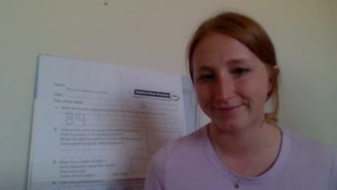 Thumbnail for entry Lesson 93 Written Practice Walk-through