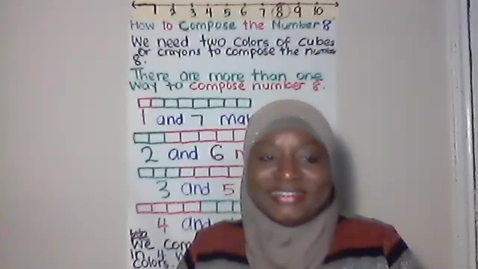 Thumbnail for entry Compose Number 8 with Ms. Ibraheem