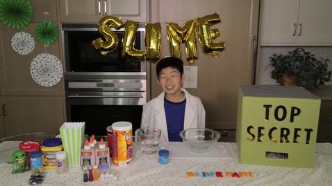 Thumbnail for entry Summertime Slime