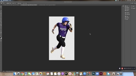 Thumbnail for entry Sillhouetting a Cutout