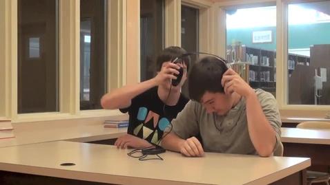 Thumbnail for entry Headphone Splitter Commercial (Brock Woodling)