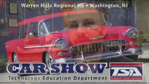 Thumbnail for entry TSA Car Show