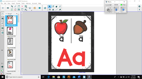 Thumbnail for entry Saxon Phonics Alphabet