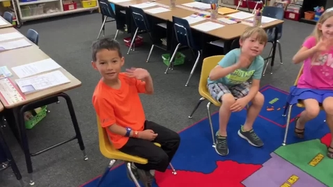 Thumbnail for entry 1st Grade - Thursday, April 16