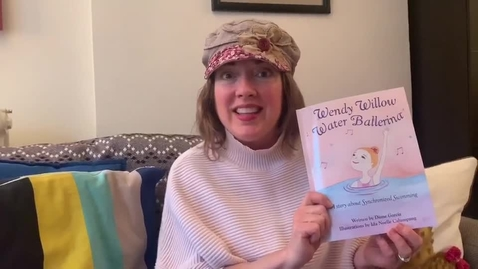 Thumbnail for entry Wendy Willow Water Ballerina a New Read Aloud Book