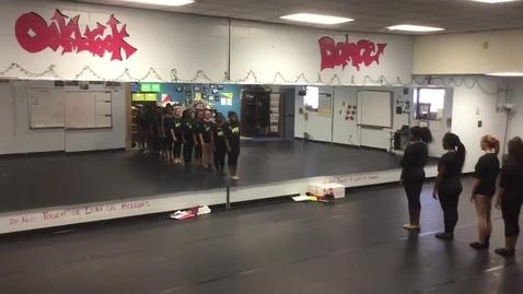 Thumbnail for entry EDGE rehearsal 10-17-17 Swish Swish