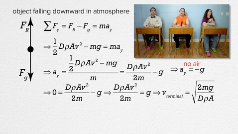 Thumbnail for entry AP Physics C - Dynamics Review (Mechanics) - Newton's 3 Laws, Friction, Equilibrium