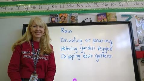 Thumbnail for entry Third Grade Morning Meeting 4/2